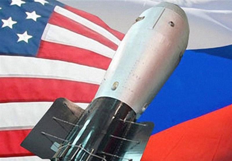 جنگ هسته ای آمریکا  و روسیه