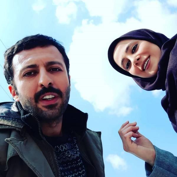 الناز-حبیبی-و-حسام-محمودی-فرید