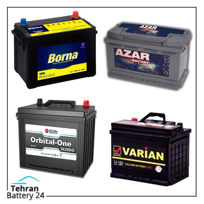 قیمت باتری ماشین چگونه تعیین میشود