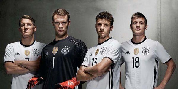 معرفی تیم ملی آلمان در جام جهانی 2018