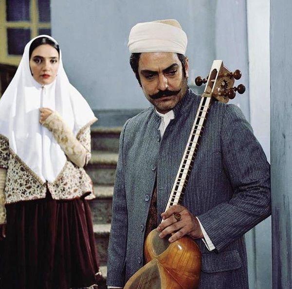 گریم متفاوت مهدی پاکدل در نرگس مست + عکس