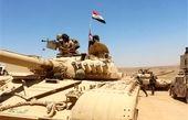 حمله توپخانهای گسترده ارتش عراق به داعشیها در سوریه