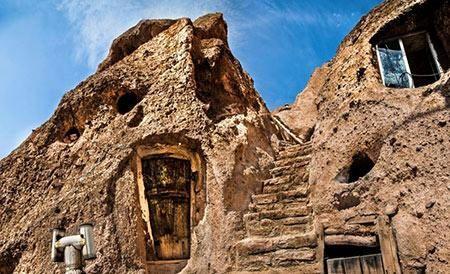 تصاویری از زیباترین خانه های صخره ای جهان