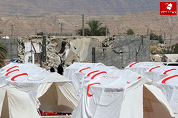 تشکیل کلاسهای درس مناطق زلزلهزده