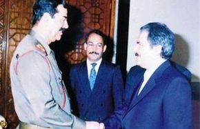 ایرانیانی که بعثیها به آنها شرف داشتند!