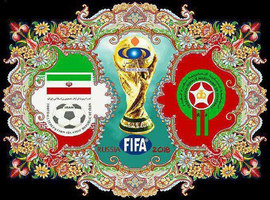 رونمایی از 3 تخته فرش ایرانی برای هدیه به کاپیتانهای اسپانیا، پرتغال و مراکش