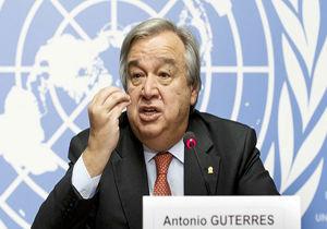 «گوترش» نامزد ریاست بر شورای حقوقبشر را معرفی کرد
