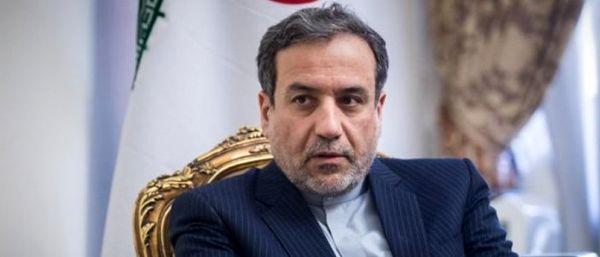 عراقچی: ایران به طالبان تجهیزات نظامی نمیدهد