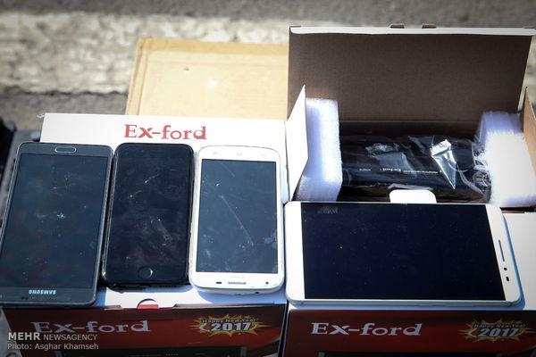 دستگیری سارق 13 میلیونی گوشی موبایل!
