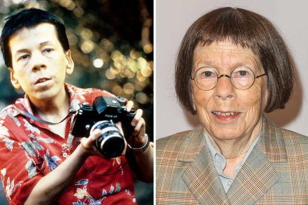 زنی که برنده جایزه بهترین بازیگر مرد شد/عکس