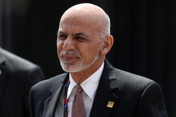 تظاهرات کابل با ارتباط تلفنی «اشرفغنی» خاتمه یافت