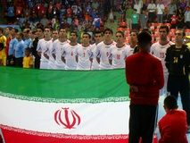 پیروزی تیم ملی فوتسال بر چین