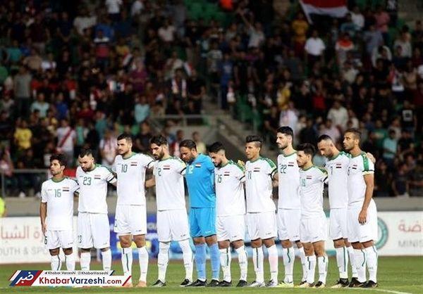 شماره پیراهن ملی عراقی های استقلال و پرسپولیس
