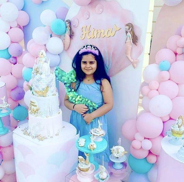 تولد لاکچری دختر علی کریمی + عکس