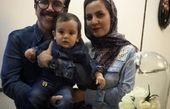 امیر کربلایی زاده و خانواده اش + عکس