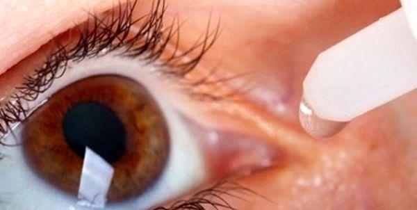 مصرف خودسرانه اشک مصنوعی ممنوع
