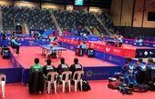پیروزی جوانان تنیس روی میز کشورمان بر نایب قهرمان اروپا