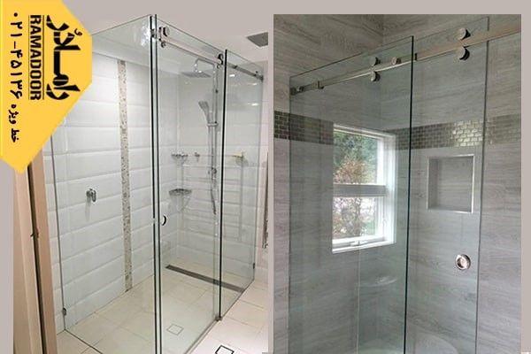 آیا شیشه حمام می تواند یک کابین دوش حرفه ای و ارزان را برایتان فراهم کند؟