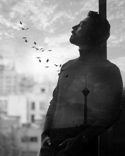 عکس هنری کامران تفتی