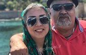 سفر اکبر عبدی و همسرش به ترکیه+عکس