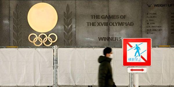 عدم حضور تماشاگران خارجی در المپیک