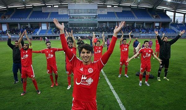 سرمربی جدید تیم فوتبال سپیدرود کار خود را آغاز کرد