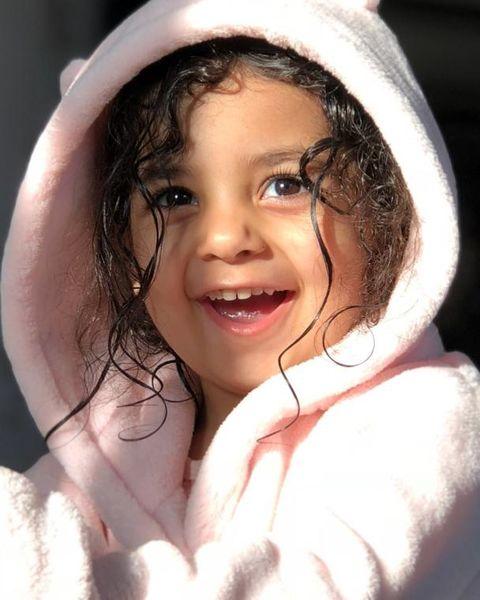 عکس دختر زیبای یکتا ناصر با حوله