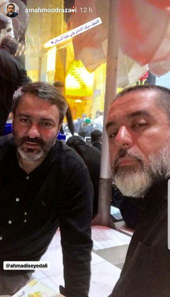 تهیهکننده فیلم «درباره الی» در نجف