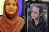 شهلا پرویزی مجری مشهور عزادار شد + عکس