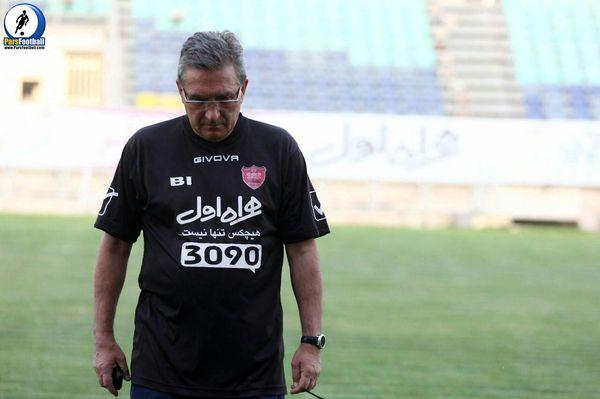 برانکو ایران را ترک می کند