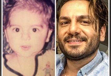 ظاهر بانمک عباس غزالی در 35 سال قبل+عکس
