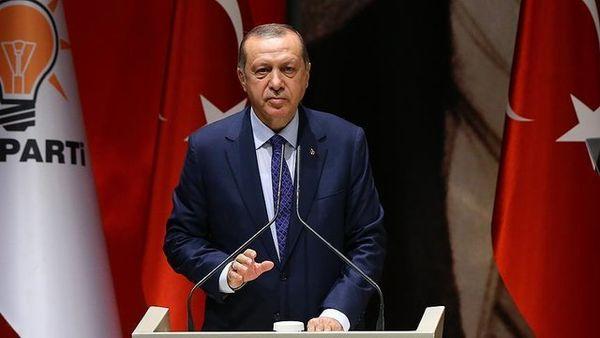 """اردوغان خواستار محاکمه دمیرتاش """"در اسرع وقت"""" شد"""