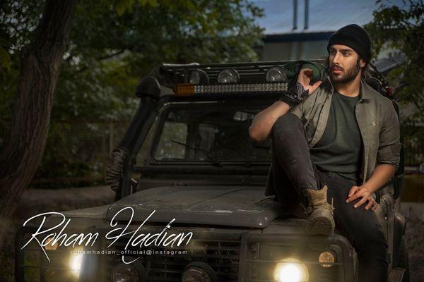 بهشت خواننده ماکان بند با هوادارانش+عکس