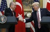 ترامپ و اردوغان درباره خروج آمریکا از سوریه گفت و گو کردند