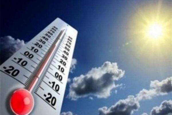 دمای هوا در نواحی ساحلی خزر افزایش می یابد