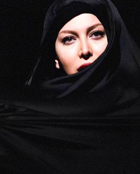 ظاهر پوشیده فریبا نادری + عکس