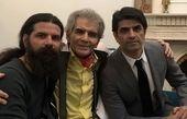 محمد شیری و پسرانش + عکس