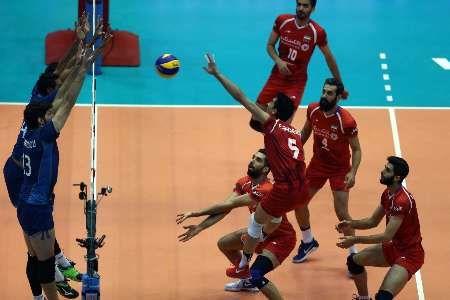 آشنایی با حریفان ایران در لیگ ملت های والیبال
