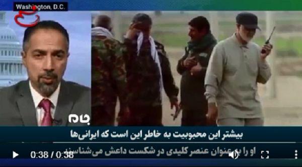 راز محبوبیت بالای سردار سلیمانی در ایران از نظر تحلیلگر آمریکایی