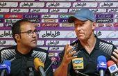 کالدرون: بازی با پارس باعث شد بگویم نگران فوتبال ایران هستم