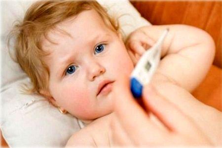 تب کودک نگرانکننده است ؟