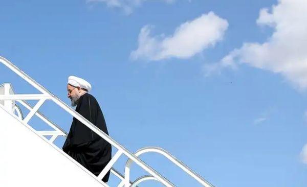 روحانی آنکارا را به مقصد تهران ترک کرد