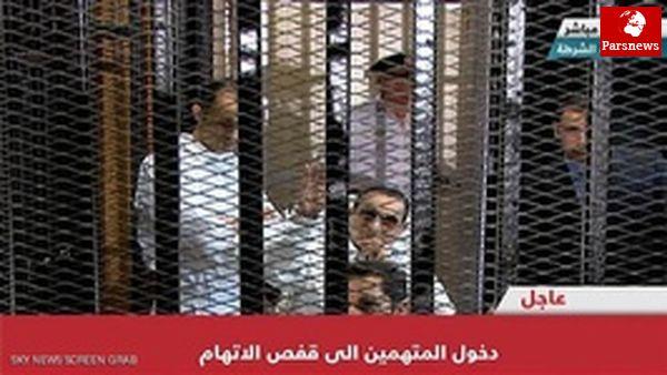 پرونده مبارک وپسرانش به دادگاه استیناف فرستاده شد