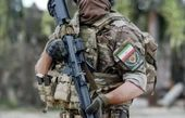 تصویر فوق العاده از افسر ایرانی مسلح + عکس