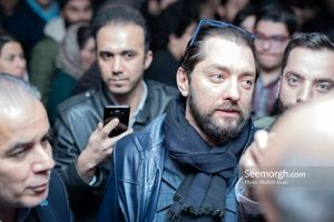 عکس های روز ششم جشنواره/عکاسی از بهرام رادان روی پله برقی!!
