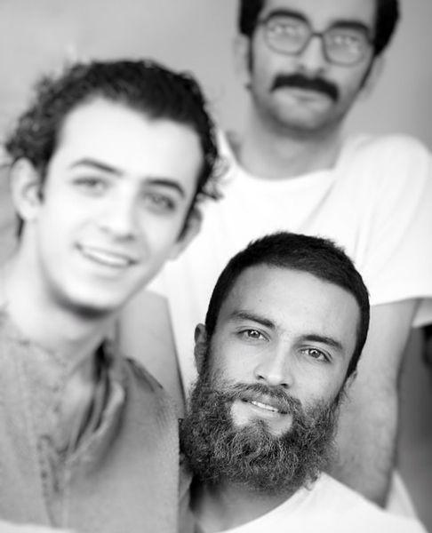 تیره و تار شدن علی شادمان در کنار امیر جدیدی + عکس
