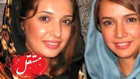شباهت جالب شبنم قلی خانی و خواهرش+عکس