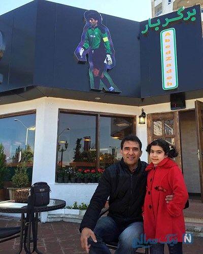 احمدرضا عابدزاده و رستورانش در متل قو