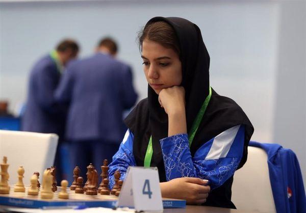 صعود ۱۱ پلهای خادمالشریعه در رنکینگ جهانی شطرنج
