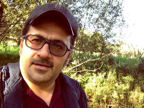 طبیعت گردی بازیگر همیشه خلافکار سریال های تلویزیونی + عکس